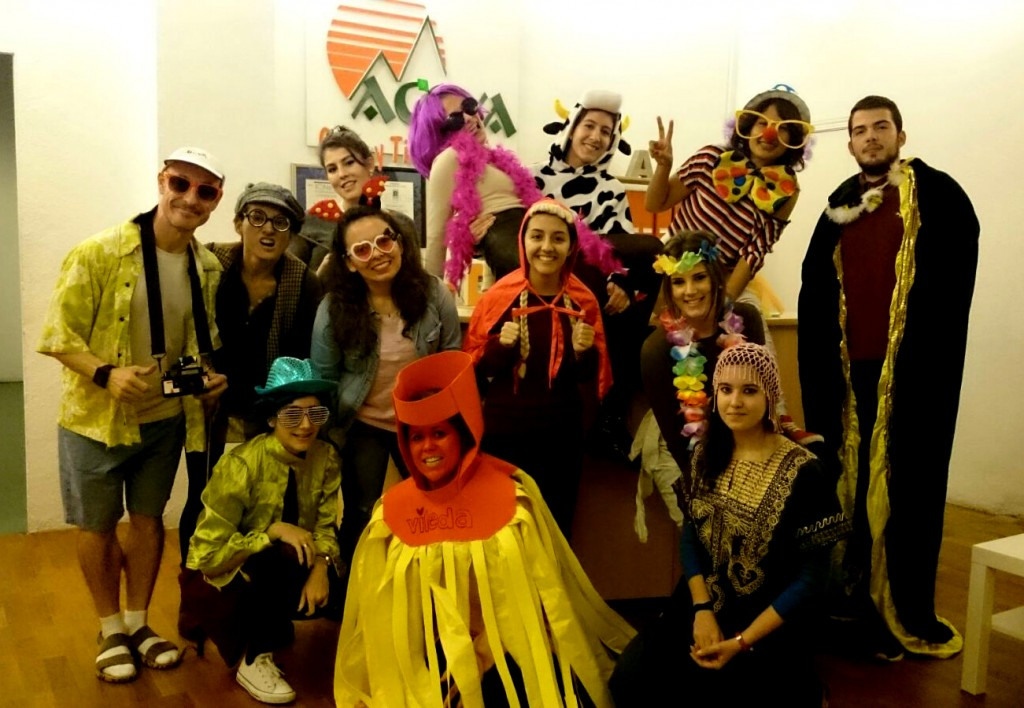 Carnaval - Monitores